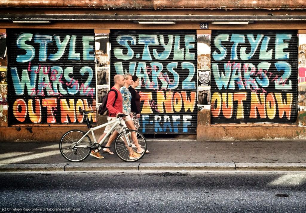 Style Wars Out Now (Zurich, Switzerland)