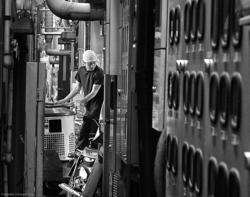 Worker (Tokyo, Japan)