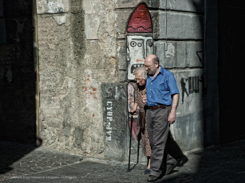 Guiding thru Otherworld (Napoli, Italy)