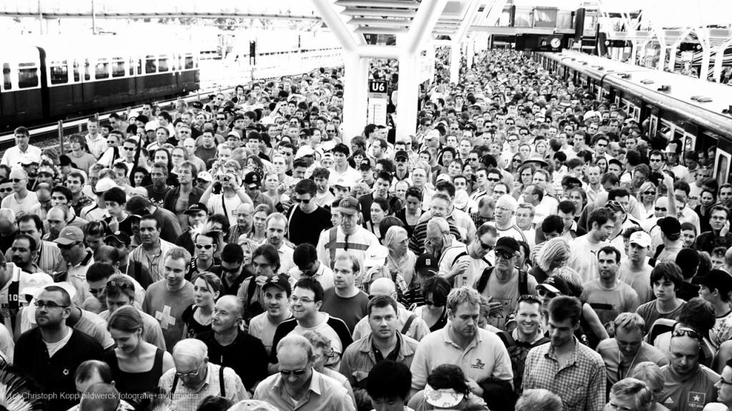 The Crowd (Munich, Germany)