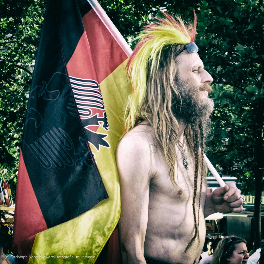 German Eagle (Berlin, Germany)