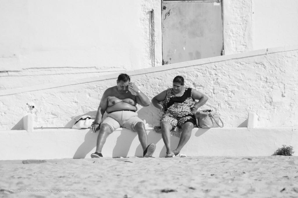 Waiting for dinner (Algarve, Portugal)