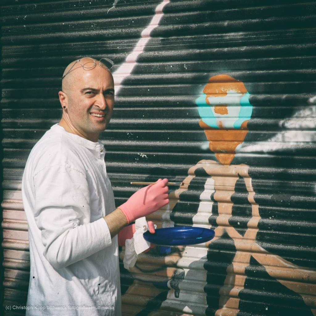 Street Artist (Los Angeles, CA)