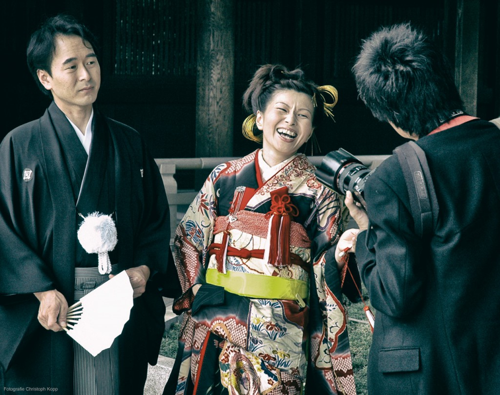 Wedding Photography (Tokyo, Japan)